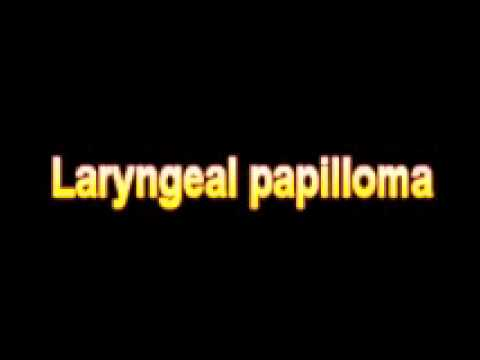 Define papilloma in medical terminology, Definition of papilloma in medical terminology