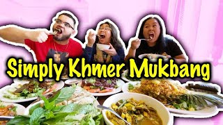 Simply Khmer Mukbang