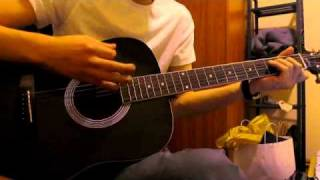 One Republic - Secrets Acoustic guitar cover