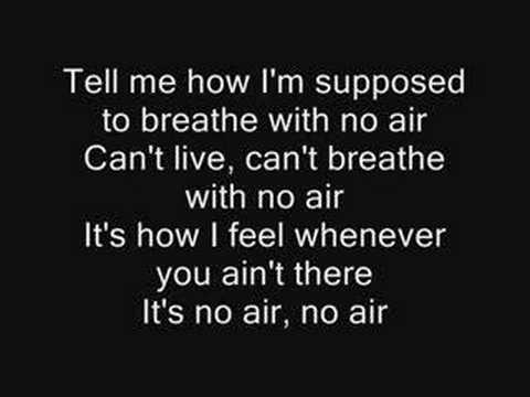 No Air-Jordin Sparks Ft Brown *LYRICS*