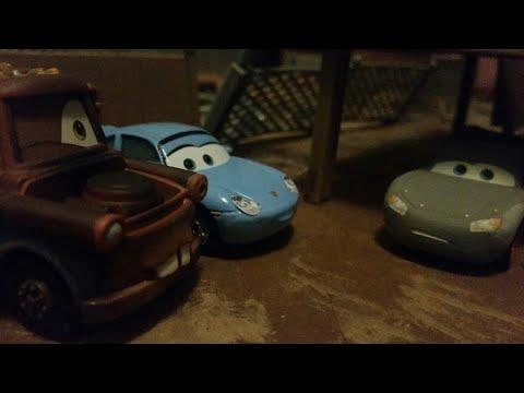 Disney Pixar Cars 3 Primer Lightning McQueen (Radiator Springs Classic Variant) Review