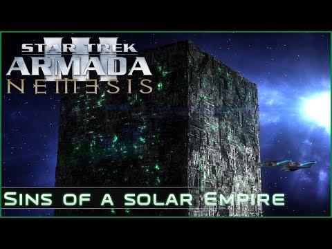 My Pet D'deridex - Ep 2 - Let's Play Star Trek Armada III: Nemesis (SoaSE Mod) w/ GB Gaming