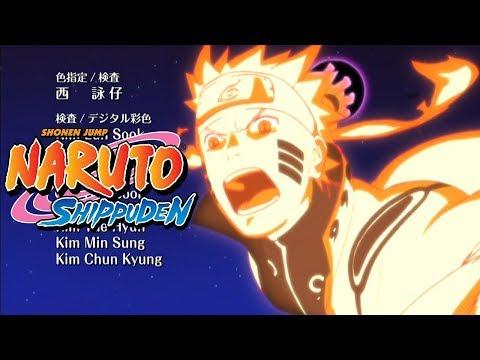 Naruto Shippuden - Ending 29 | Flame