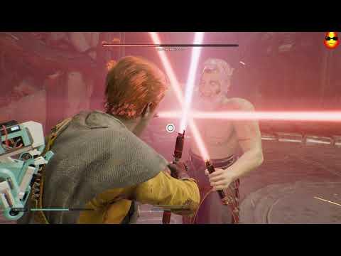 Star Wars Jedi: Fallen Order - Taron Malicos (Boss Walkthrough)
