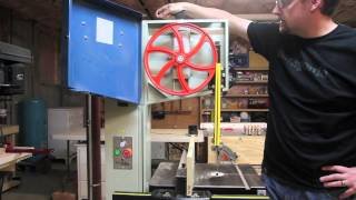 Baileigh Industrial Wbs-14 Woodworking Band Saw Review