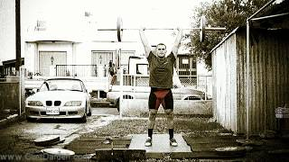Norik Vardanian Clean and Jerk Complex