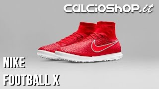 Revew: Nike Calcetto FootballX