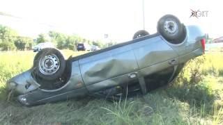 Страшная авария унесла жизнь человека. На дороге Хорлово-Воскресенск накануне столкнулись три машины