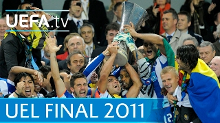 2011 UEFA Cup final highlights - Porto- Braga
