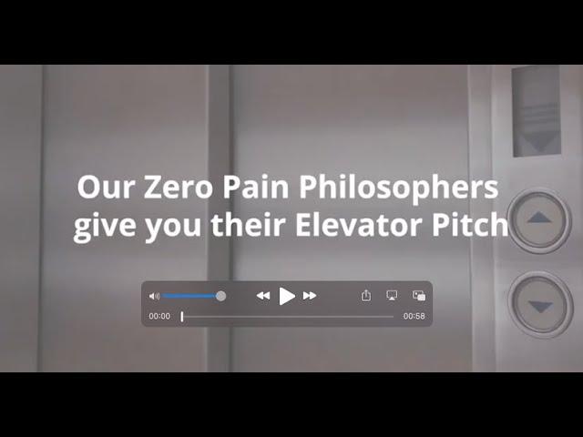 Elevator pitch episode 1
