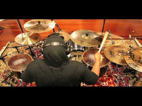 Anup Sastry - Dead To Fall - Major Rager Drum Cover