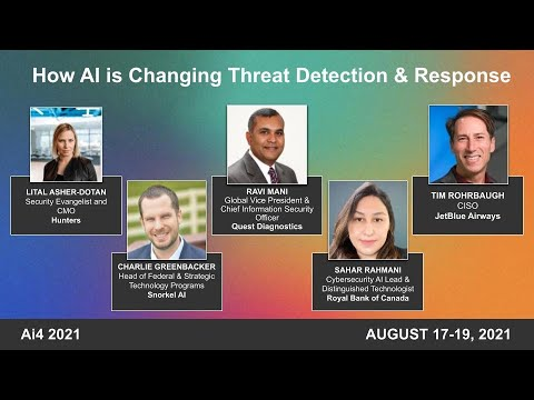How AI is Changing Threat Detection & Response