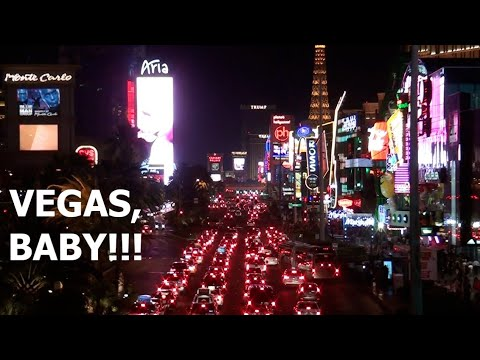 Vegas Baby!-Everything You Wanted to Know About Las Vegas But Were Afraid to Ask!