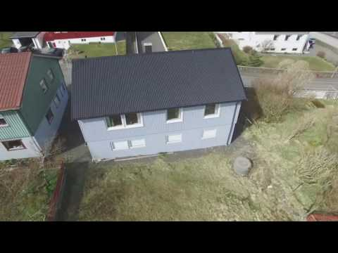 Drone Recording of Lindbergs Hús (Medium Quality Version)