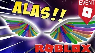 Wie bekomme ich Rainbow Wings? IMAGINATION Roblox Event 2018 Rainbow Wings
