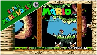 SuperMario Spirit Star (2017) [1of2] | Super Mario World Hack