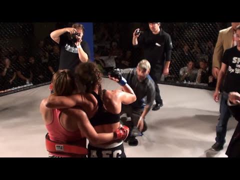 WXC 41 Tracy Emerick vs Amanda Cooper Womens MMA