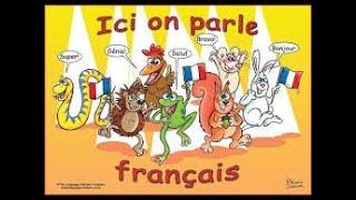 Fransızca ders unite 2 A.1.1   5-6-7-8 ses sorunu çözüldü