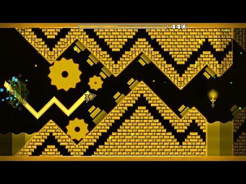 Desert Temple by Michigun [Hard Demon]   Geometry dash 2.1