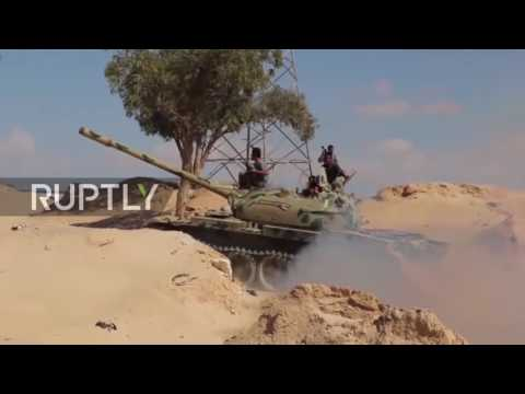 Libya: Forces loyal to east Libyan commander seize key oil ports