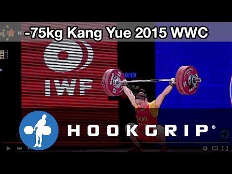 Kang Yue (75) - 127/155 @ 2015 Worlds