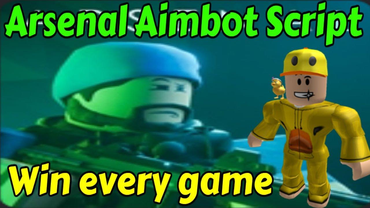 Roblox Arsenal Aimbot And Esp Arsenal God Mode Script