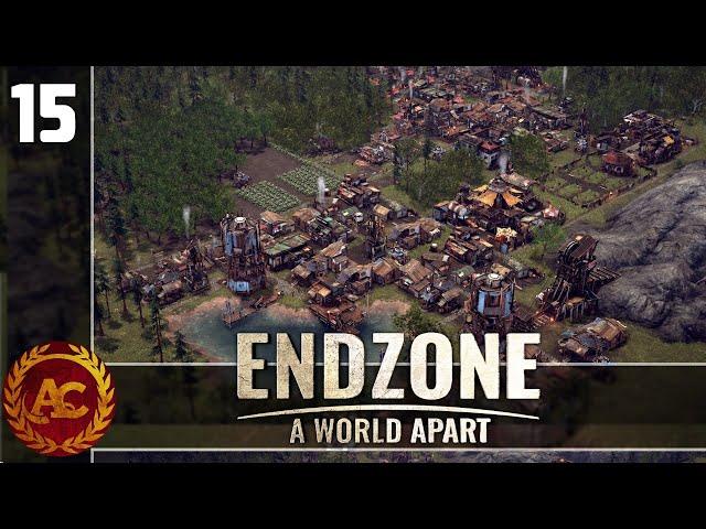 UNA CENTRALE EOLICA FUNZIONALE  || ENDZONE: A WORLD APART || GAMEPLAY ITA#15