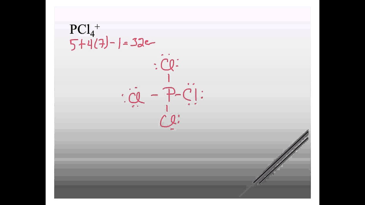 PCl4 geometry  YouTube