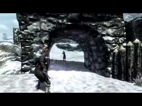 Skyrim Battles - Faralda vs Nirya [Master Settings]