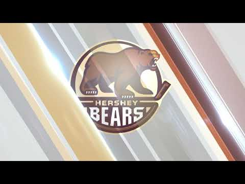 10/14/17 Belleville Senators vs Hershey Bears Game Highlights