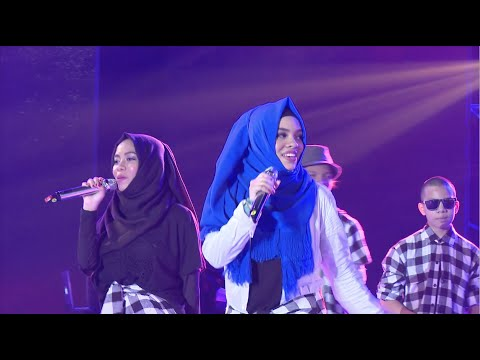 Let Me Love You - Gen Halilintar (LIVE) Concert - At Jakarta Fair Kemayoran 2016