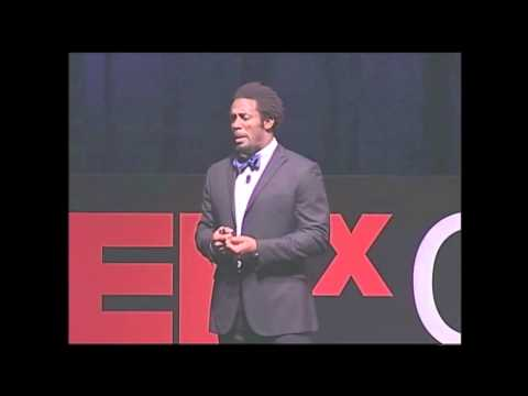 TEDxCincy - Dhani Jones - In The Zone
