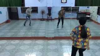 Uptown Funk - Bruno Mars, Mark Ronson / May J Lee Choreography Dance Cover