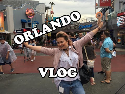 [Travel Vlog] - Orlando, Florida - RO