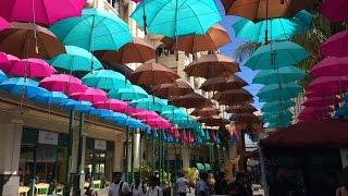 ポートルイスモーリシャスの首都、港、植物園、ウォーターフロント、観光産業であります