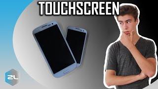 TOUCHSCREEN I Wie funktioniert der Touchscreen im Smartphone?