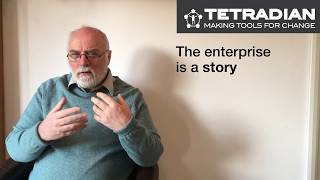 What is the enterprise? - Episode 6, Tetradian on Architectures