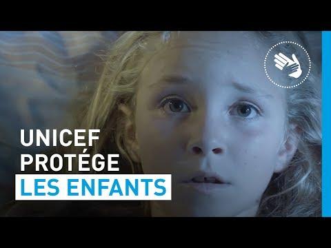 Un cauchemar auquel trop d'enfants ne peuvent échapper... [70 ans UNICEF]