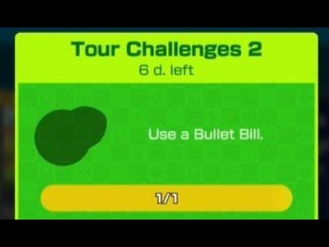 HOW TO USE A BULLET BILL   Mario Kart Tour