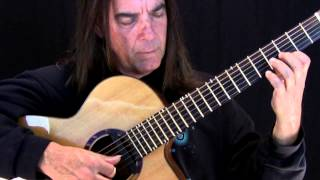 Yesterday - Beatles - Fingerstyle - Guitar - Michael Chapdelaine