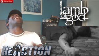 "Lamb of God - ""Overlord"" Music Video - REACTION!"