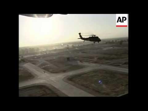 US Sec of State Rice in surprise visit to Baghdad after Mideast shuttle