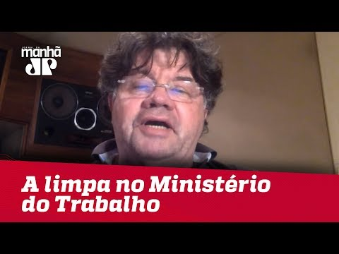 PF Faz A Limpa No Ministério Do Trabalho | Marcelo Madureira