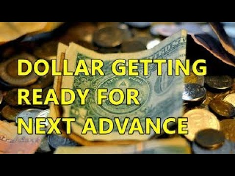 Nick Santiago 23 May 2017 Dollar Getting Ready For Next Advance