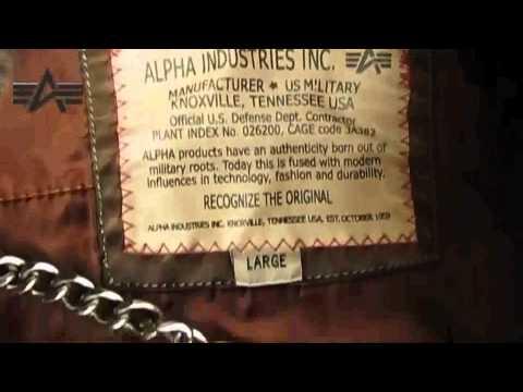 Alpha Industries JET Video