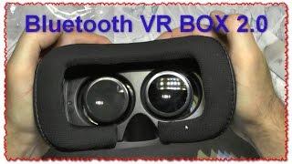 Bluetooth VR BOX 2.0 Віртуальна реальність 3D окуляри IOS Android