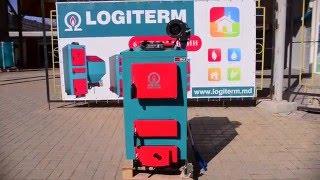 Обзор котла длительного горения LOGITERM OPTIMAX