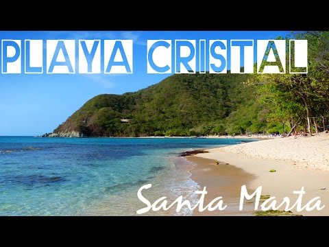 Playas Paradisiacas Viaje A Santa Marta Colombia Parque Tayrona Playa Cristal Turismo 7 Olas