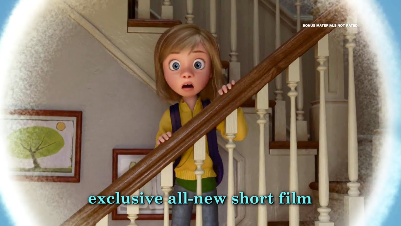 INSIDE OUT / Riley's first Date? - Blu-ray Trailer (2015) Pixar ...