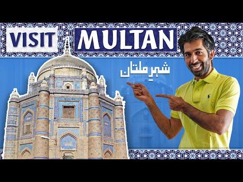 Multan City tour Vlog